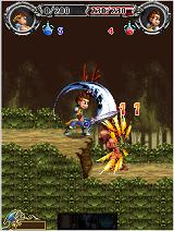 tải game chiến binh rồng cho java
