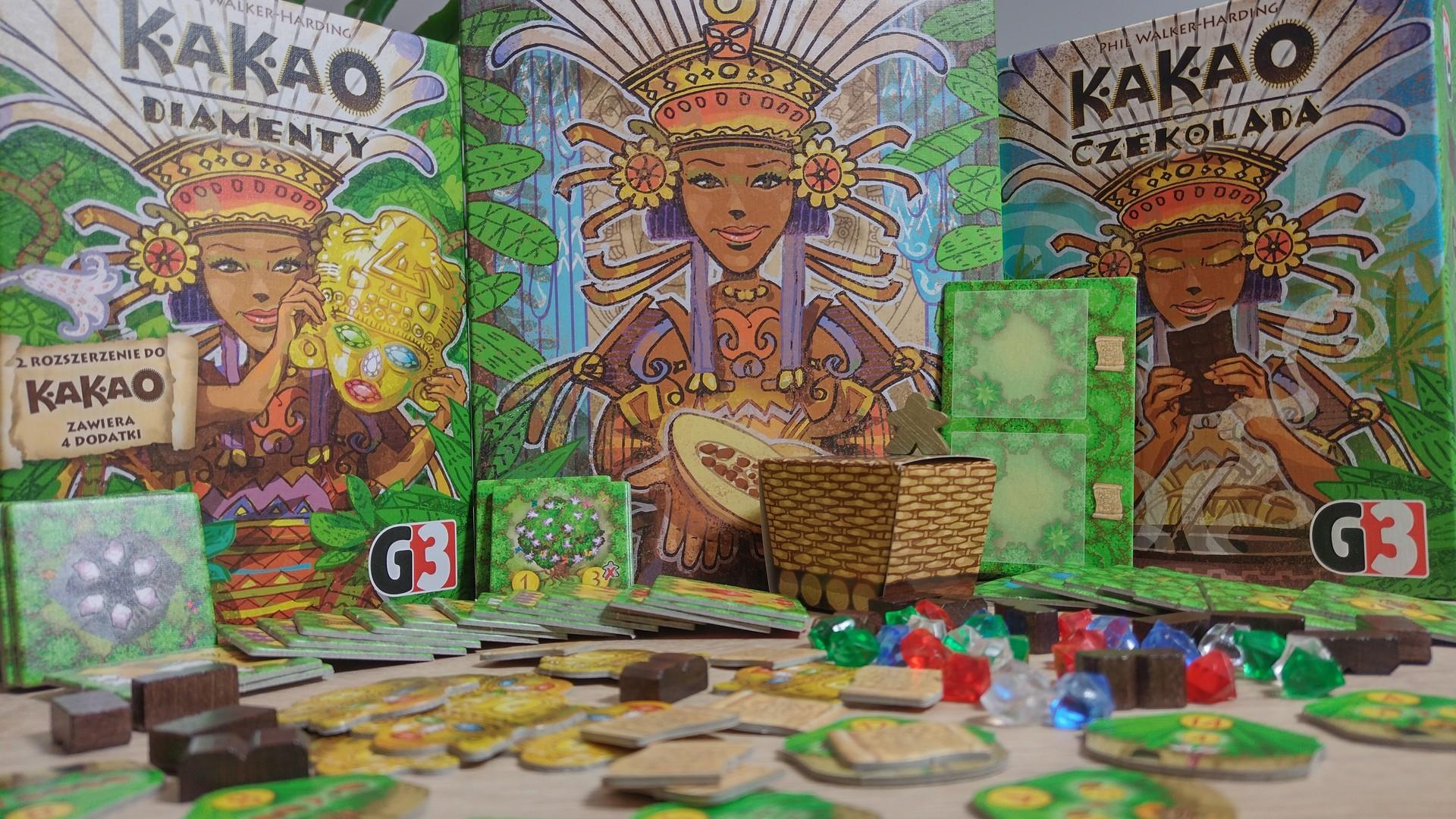 Kakao: Diamenty - recenzja
