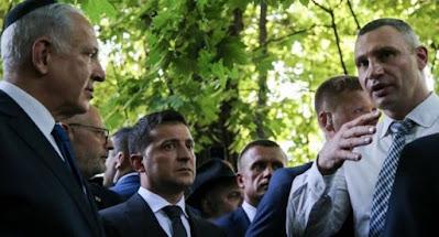 Зеленский считает Кличко конкурентом на следующих выборах