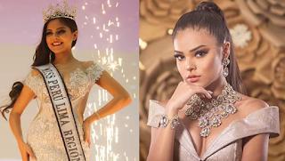 Astrid D' Appollonio es Miss Perú Lima Región 2020