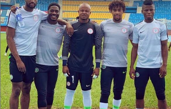 Following in the footsteps of Mikel Obi, another Nigerian player has accepted a seductive offer to join an Arab team.