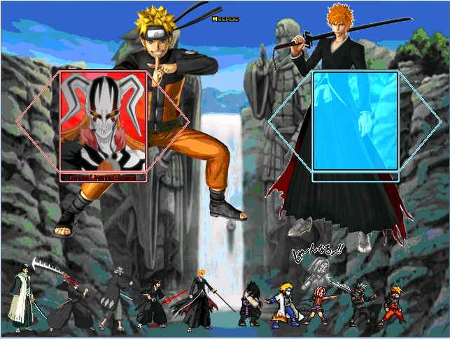 Watch movies online awesome 9 of bleach vs naruto 2 4 unblocked apr
