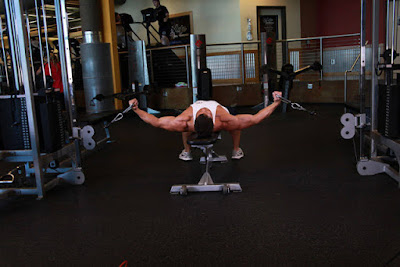 Get Yourself Shredded With These 5 Cable Machine Exercises