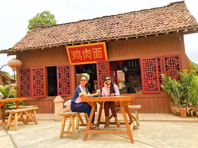 spot foto bangunan china studio alam gamplong