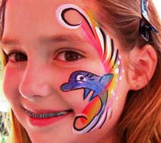 Winter Face Painting Ideas For Kids