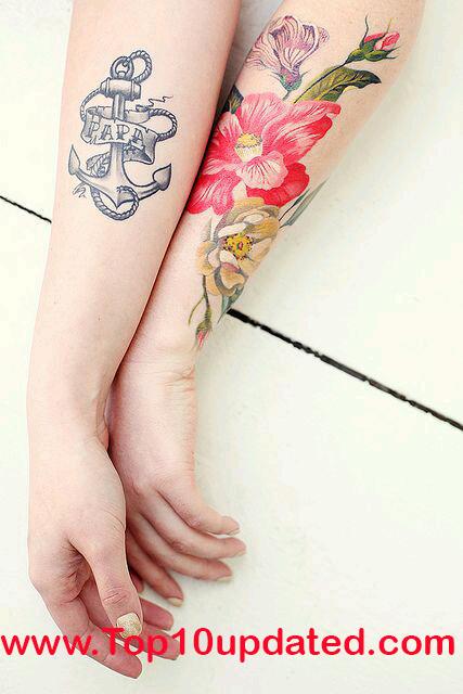 Top Ten Best World Simple Wild Girls Tattoo Designs