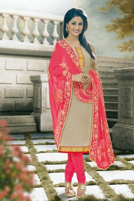 Beautiful Girls in Salwar Suits