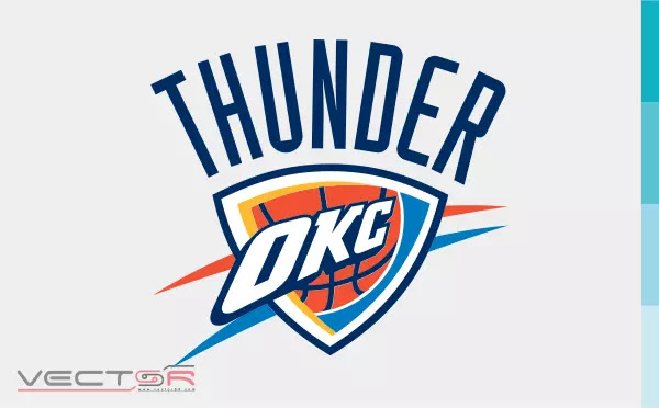 Oklahoma City Thunder Logo - Download Vector File SVG (Scalable Vector Graphics)