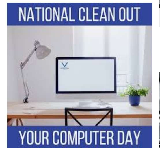 National Clean Out Your Computer Day Wishes Lovely Pics