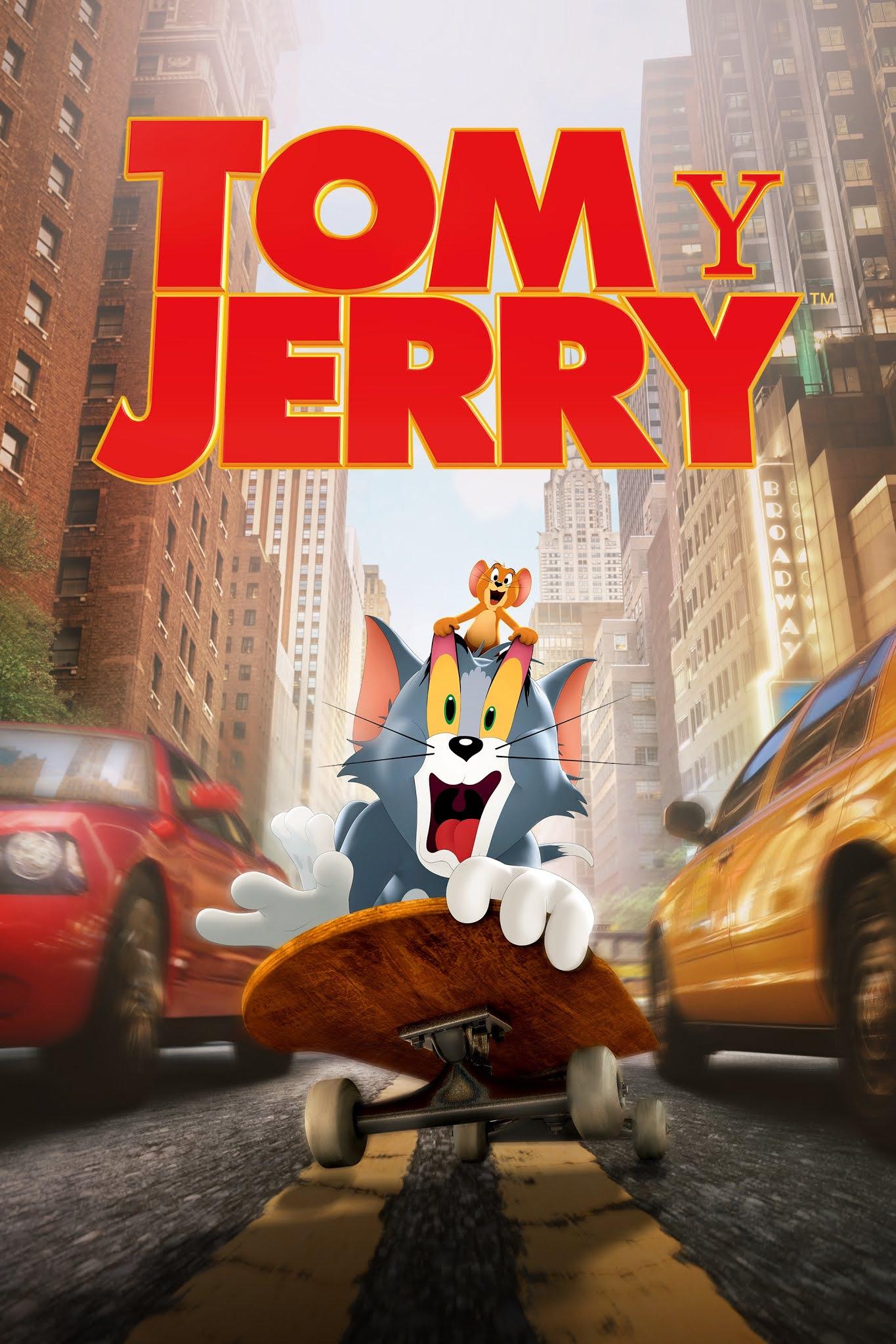 Tom y Jerry (2021) HD 1080p Latino