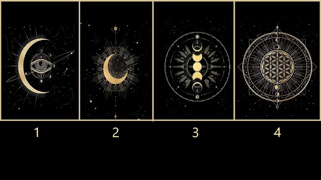 Pick a Moon Card to get Psychic Message