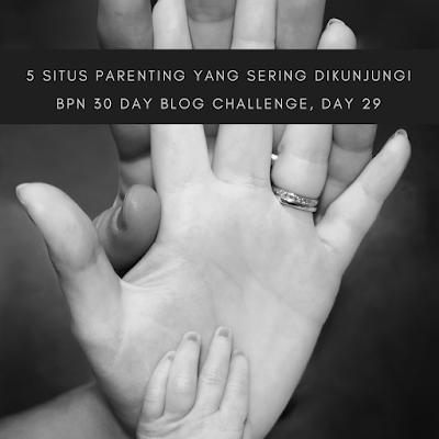 5 Situs Parenting yang Sering Dikunjungi