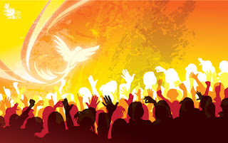 infilling of the holy spirit