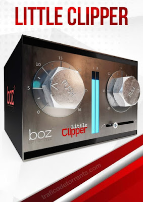 Cover Box do Plugin Little Clipper v1.0 - Boz Digital Labs