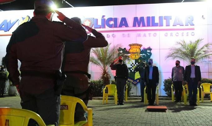Novo comandante assume 2º Comando Regional da PM em Várzea Grande