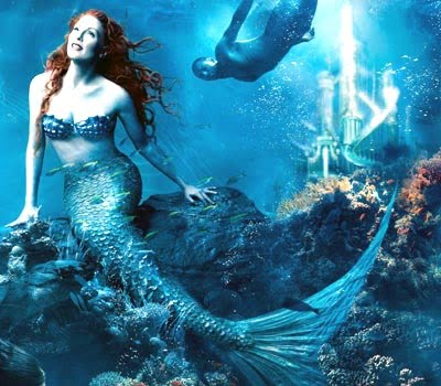 misterious mermaids