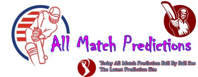 All Match Predictions