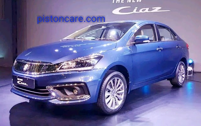 New ciaz 2019 come with 1.5L diseal engine.