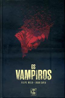 Resultado de imagem para Os Vampiros bd filipe melo