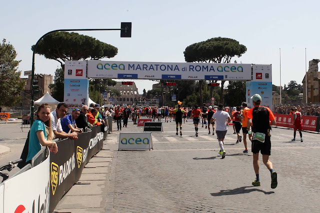 Acea Run Rome The Marathon - MY FIRST RUN per correre la prima maratona