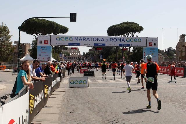 Acea Run Rome The Marathon - MY FIRST RUN per correre la prima maratona