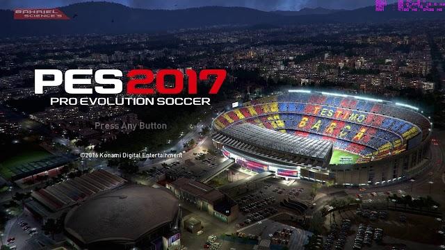Spesifikasi Minimum Untuk Main PES 2017