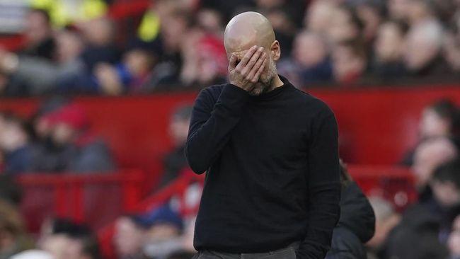 Guardiola Isyaratkan Beri Gelar Cepat untuk Liverpool