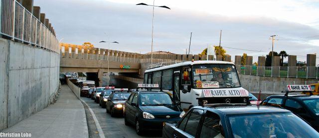 Transporte colectivo Osorno