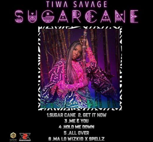 Tiwa Savage Ft. Wizkid & Spellz – Ma Lo