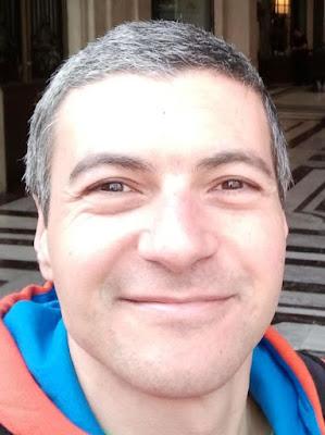 """Sergio """"Sergyxus"""",ideatore e curatore del travel blog  Viaggynfo.net"""