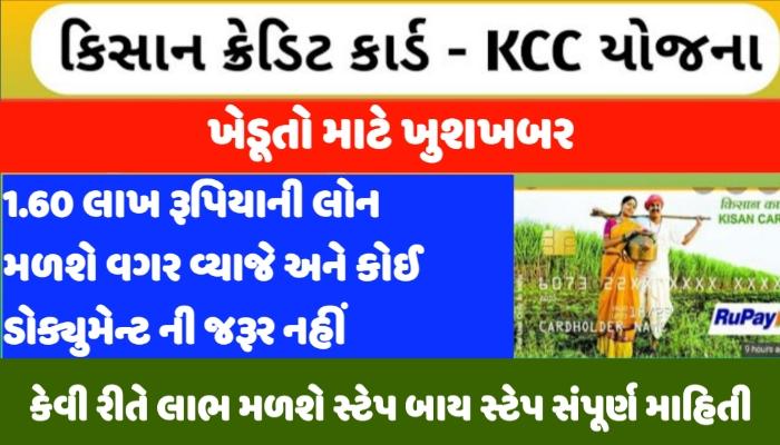 Kisan Credit Card(KCC) Yojana
