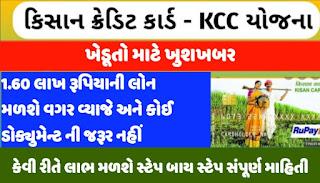 Kisan Credit Card(KCC)Yojana