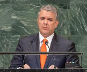AL DESNUDO EL MENDAZ DISCURSO DE IVÁN DUQUE EN LA ONU