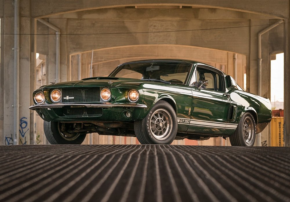Virginia Classic Mustang Blog: 1967 Shelby GT350 For Sale