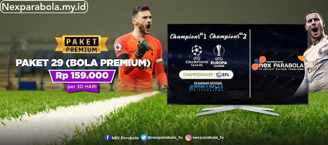 Paket Bola Premium: Harga, Channel, dan Cara Pembelian