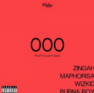 "Wizkid - ""OOO"" Ft. Burna Boy, Zingah & Dj Maphorisa mp3 download"