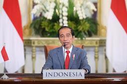 Presiden Jokowi Sampaikan Pandangan pada KTT Perubahan Iklim