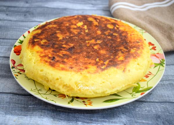 Tortilla de Patatas. Vídeo Receta