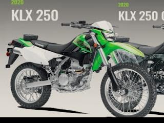KELEBIHAN KLX 250 CC DAN SPESIFIKASINYA