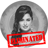 FOURTH  WEEK EVICTION: YUVIKA CHAUDHARY