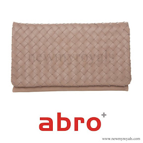 Crown Princess Victoria Style ABRO Skin Clutch