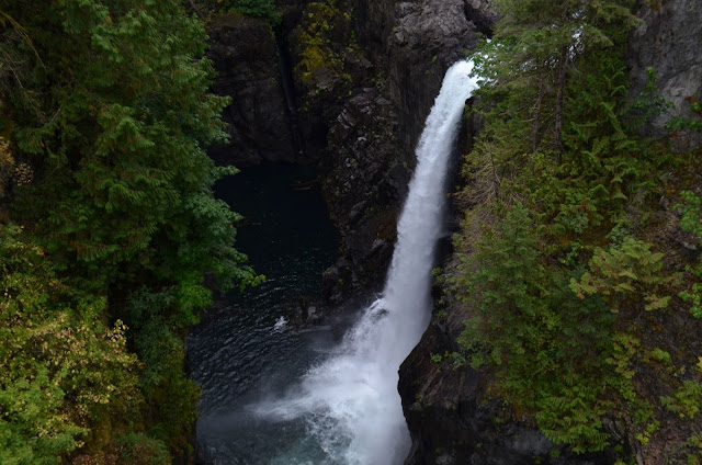 Elk Falls, Photo by Ariana Kaminski on Unsplash