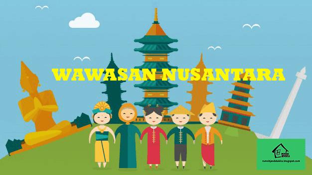 Penjelasan lengkap tentang Wawasan Nusantara (Wanus)