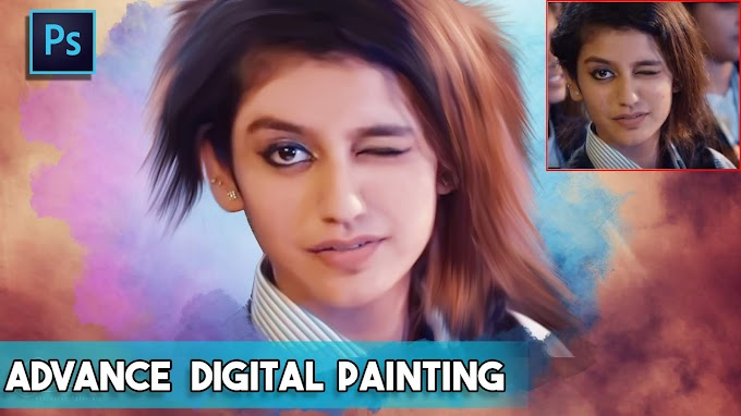 How to Advanced Colorful Digital Painting in Photoshop