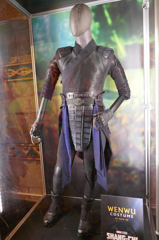 Tony Leung Shang-Chi Legend Ten Rings Wenwu movie costume