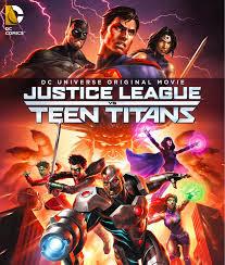 Nonton Film Justice League vs Teen Titans (2016)
