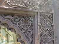 Detalle arco Casa del Doncel Sigüenza