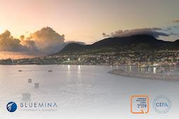 شركة بلومينا للجنسية والإقامة الدائمة الراعي الماسي لقمة منطقة البحر الكاريبي للإستثمار في سانت كيتس ونيفيس