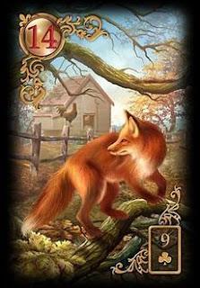 combinacoes carta raposa