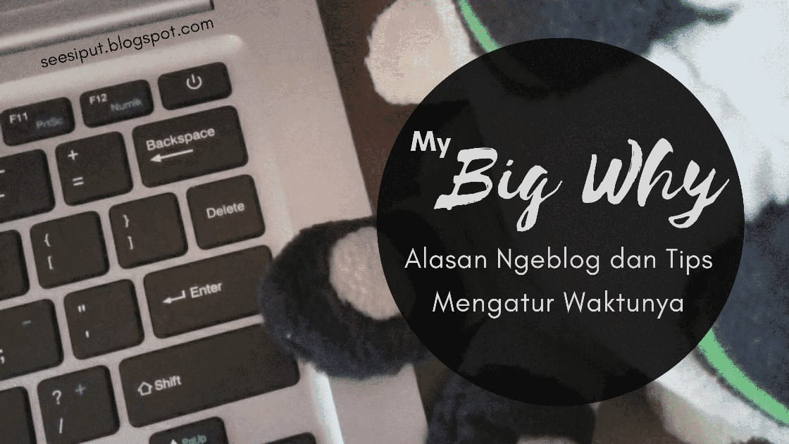 My Big Why Ngeblog